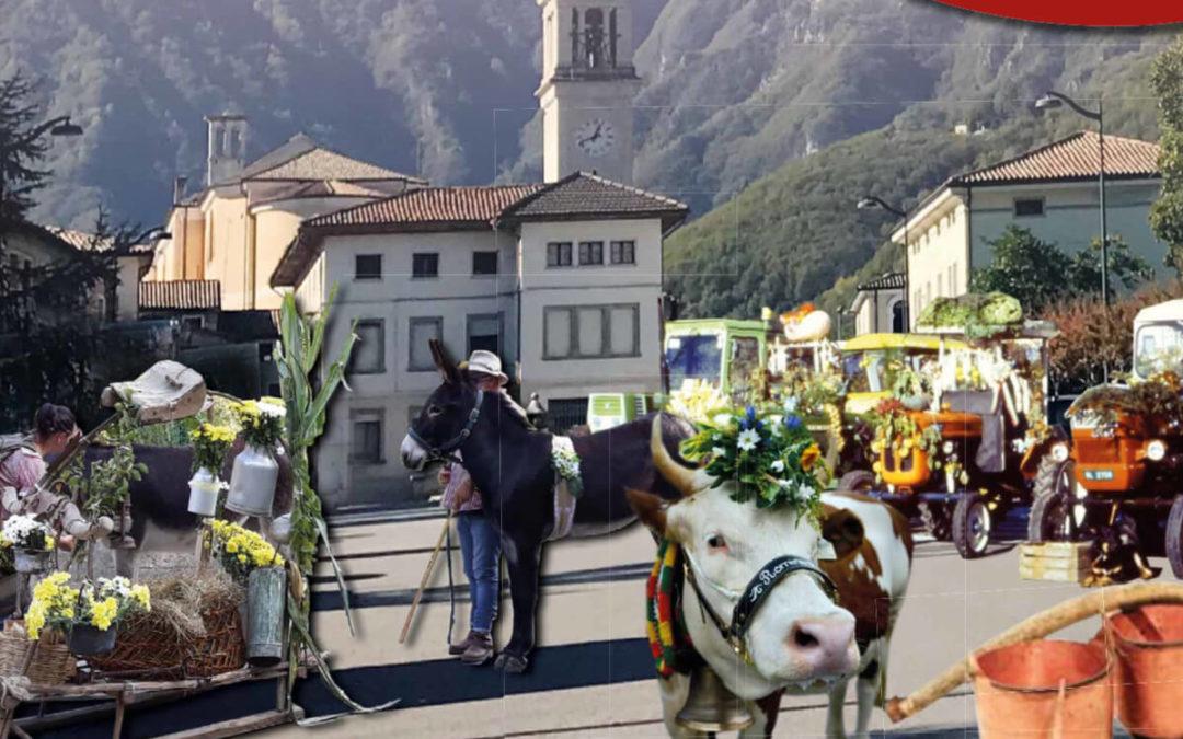 LA GIORNATA del RINGRAZIAMENTO AGRICOLO e FIERA D'AUTUNNO